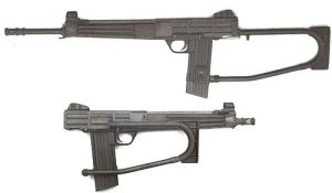 Interdynamics MKS assault rifle