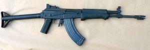 7.62 RK 62 Assault Rifle