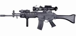 Daewoo Precision Industries K2 assault rifle
