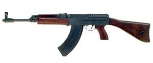 SA Vz. 58 Assault Rifle