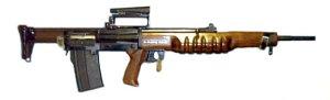 EM-2 Rifle No.9 Mk1 assault rifle
