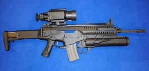 Beretta ARX 160 assault rifle