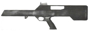 Armtech C30R assault rifle