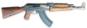 AK-47 Russian Assault Rifle