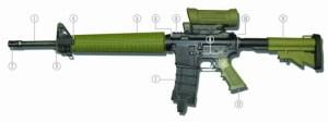 Colt Canada C7 Assault Rifle