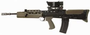 SA80 Assault Rifle