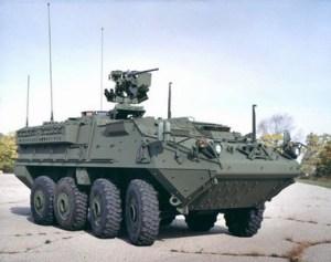 IAV Stryker