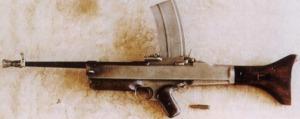 ZB-530 Assault Rifle