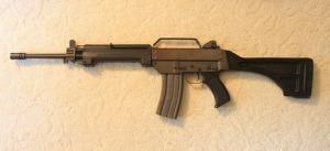 Leader T2 MK5 Series assault rifle