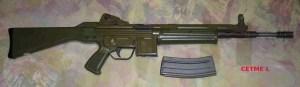CETME Model L assault rifle