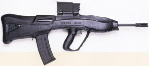 Vektor CR-21 assault rifle